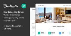 Bentuestu - Responsive Real Estate WordPress Theme