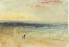 A work by J. M. W. Turner, perfect for #DogDay MT @BudgetDauphine: @ngadc The Dawn After the Wreck pic.twitter.com/EC1u58aIEq