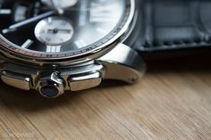 The Calibre de Cartier Chronograph — #HODINKEE  #Cartier #horology #history of #watchmaking