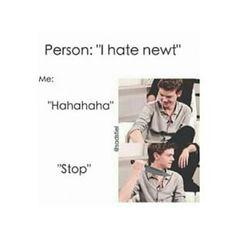 So me.