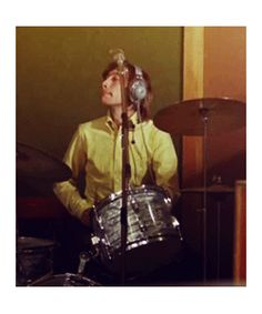 Charlie Watts sympathy for the devil