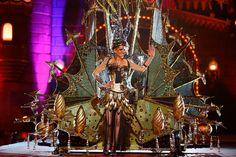 3º Dama de Carnaval de Las Palmas de G.C. 2014