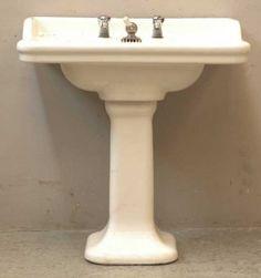 lavabo années 30