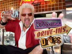 Diners, Drive-Ins and Dives Flappers Yeast based Pancakes