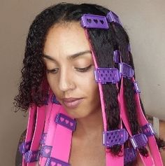 Hair stretching tools Stretch your natural hair with minimal heat.