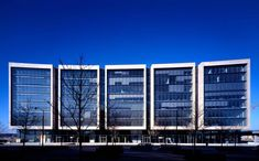 KLP Ejendom Office Building Orestad, Denmark By Danish architect firm DISSING+WEITLING
