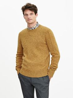 J.C. Rennie & Co. Shetland Wool Sweater Pullover Product Image