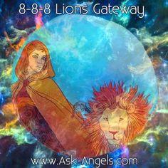 The 8:8:8 Lions Gate Activation