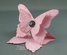 addINKtive designs: Butterfly Easel Card Tutorial