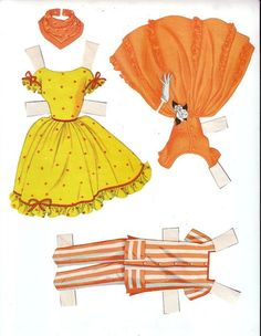 Barbie - DollsDoOldDays - Picasa Albums Web* 1500 free paper dolls at Arielle Gabriel's International Paper Doll Society for other paper doll Pinterest pals...*