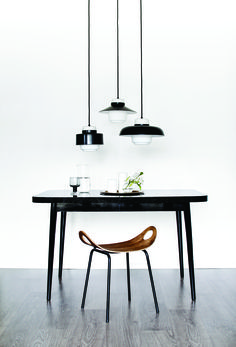 New Finnish Lighting Brand from Timo Niskanen - Design Milk Handmade Lamps, Interior Decorating, Interior Design, Design Furniture, Family Furniture, Deco Design, Scandinavian Design, Decoration, Interior Inspiration
