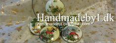 Handmade dekorácie z mojej dielničky HandmadebyLdk