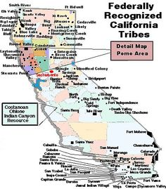Federally Recognized California Tribes