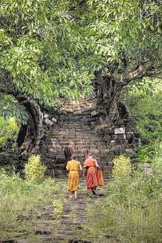 Laos - Temple-Wat Phu