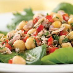 Vegan Antipasto Salad