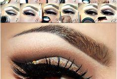 Glowing Eyeshadow Tutorial