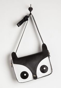 193ed90f7b3f1c Critter Me Timbers Bag in Black. Youre awe about statement-making  accessories