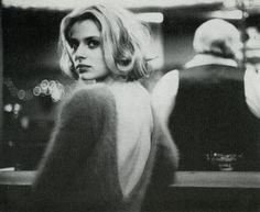 Natasha Kinsky in Paris, Texas, from Wim Wenders