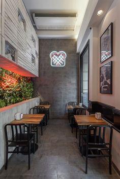 Galeria de Tostado Café Club / Hitzig Militello Arquitectos - 2