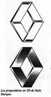 renault logo proposals