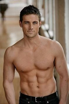 "Dylan Bruce. Gotta suspend the ""no guys with two first names"" rule here. He's undeniably hot."