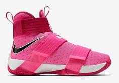 "Nike Lebron Soldier 10 ""Think Pink"" - EU Kicks: Sneaker Magazine"