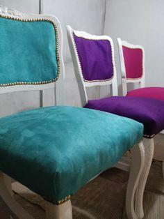 sillas estilo frances luis xv restauradas deco vintage