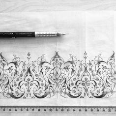 #tezhip #dilarayarcı ✏️ #design #drawing #artwork #artFido