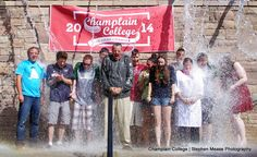 Watch the #campchamp ALS Ice Bucket Challenge! - Champlain Explorer Sept. 3, 2014