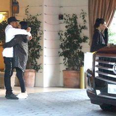 Perte de temps - Kylie Jenner et Tyga, c'est toujours l'amour fou!   HollywoodPQ.com