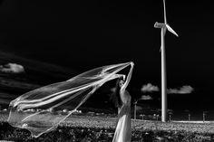 Danzando con el viento - Danzando con el viento Modelo: Ruth Fotografía y edición: Marifé Castejón (My Visions) Ayudante: Kino Harkonnen