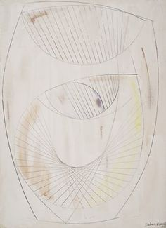 Barbara Hepworth sketch