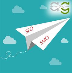 #SEO & #SMO can make your business fly high amongst your competitor. http://www.acmegraphix.com