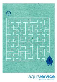¡No dejes que la rutina te encuentre! En el blog de Aquaservice te contamos cómo huir de ella: http://www.aquaservice.com/informacion/no-dejes-que-la-rutina-te-encuentre/