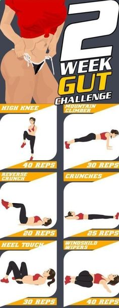 Belly Fat Workout - TWO WEEK GUT CHALLENGE | Woxtips Do This One Unusual 10-Minute Trick Before Work To Melt Away 15+ Pounds of Belly Fat