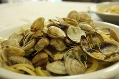 Spaghetti with Adriatic seashell, via Flickr.
