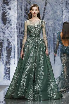 Ziad Nakad Couture Fall Winter 2017 Paris