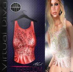 Virtual Diva Freedom Sparkle