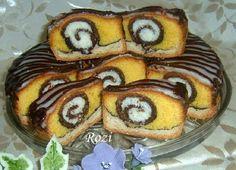 Keksz tekercses koszorú fogadjunk ilyen finomat még nem ettél, Az ünnepi asztalon kiváló desszert királynője :) Próbáld... - MindenegybenBlog