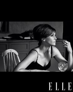 Julia Roberts, Elle September 2010