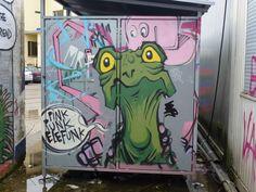 Pink | Punk | Elefant || Kunstpark Ost