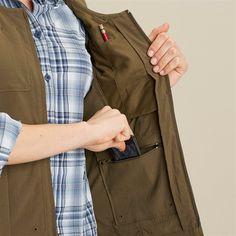 Women's Heirloom Gardening Vest
