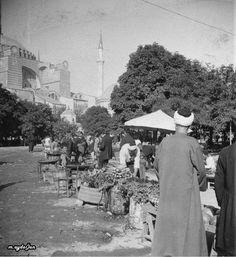 Bir zamanlar İSTANBUL, SULTANAHMET (tarih yok)
