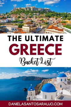 Santorini Travel, Santorini Greece, Greece Travel, Best Beaches In Europe, Cities In Europe, Greece Itinerary, Places In Greece, European Destination, Secret Places