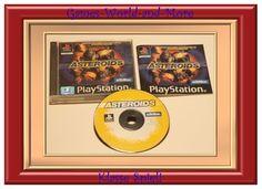 Asteroids für Playstation1 in OVP