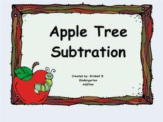 apple subtraction