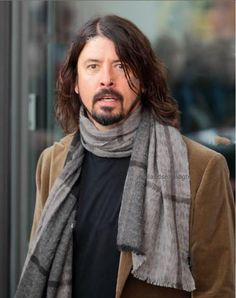 - Oh, crap. Another paparazzi- lol -  Dave Grohl