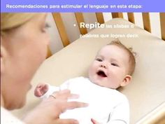 Estimulación temprana de 5 a 6 meses, ejercicios de arrastre. - YouTube