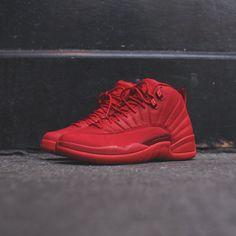 ab74e42484f02c Nike Air Jordan 12 Retro - Gym Red   Black - 8.5