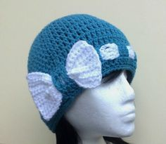 This page has tons of cute crochet hats, free download pattern. #crochethats